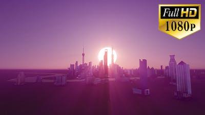 3D Shanghai
