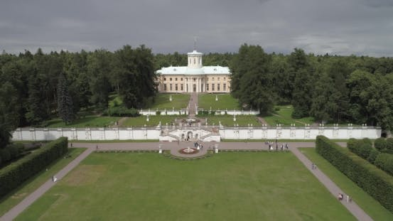 Thumbnail for Manor Arkhangelskoe Aerial