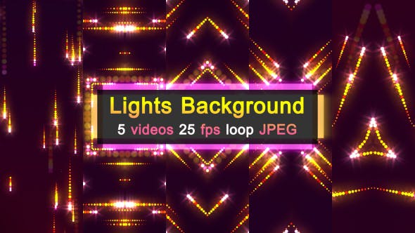 Thumbnail for Lights Background 5 Pack