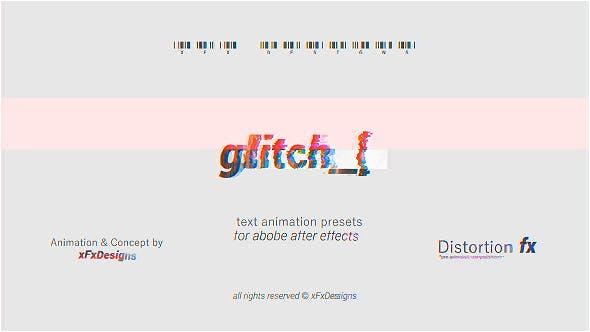 Thumbnail for Créateur de texte de Glitch Project-x
