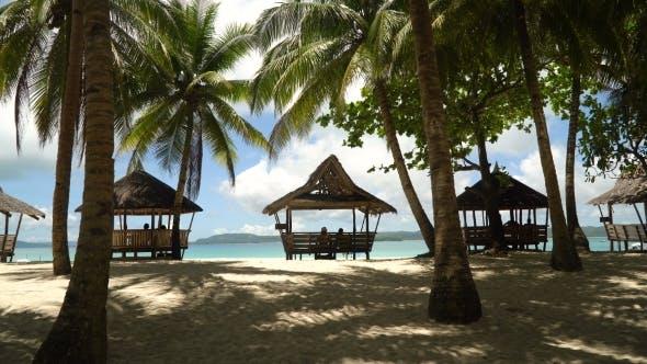 Thumbnail for Beautiful Beach on Tropical Island Daco Island, Philippines, Siargao