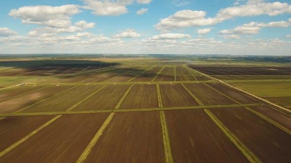 Thumbnail for Aerial View of Farmland
