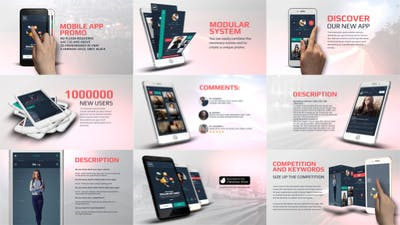 Application Ads Promo Kit
