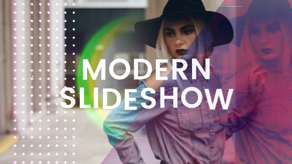 Thumbnail for Fashion Modern Slideshow