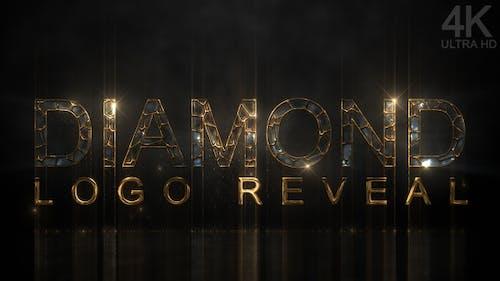 Diamond Logo Reveal