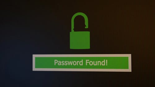 Password Crack or Recovery