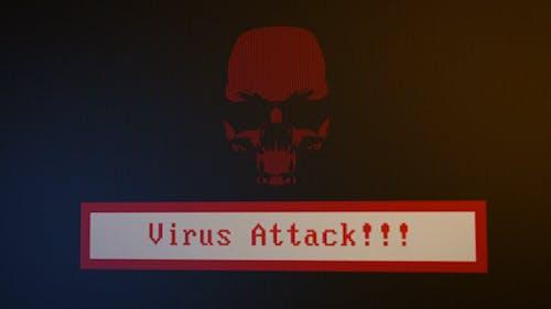 Installing Computer Virus