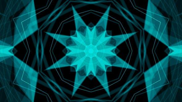 Thumbnail for Kaleidoscope Background 4K