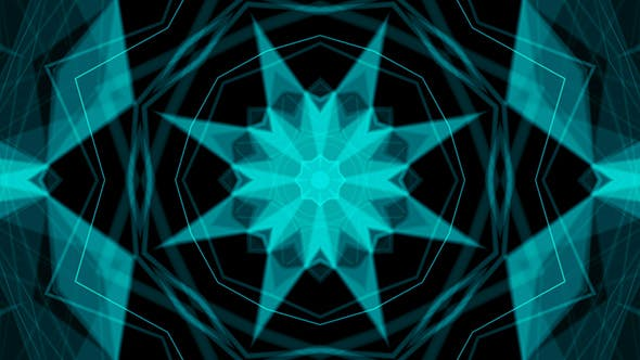 Thumbnail for Blue Abstract Background