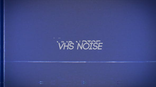 Thumbnail for VHS Noise 5