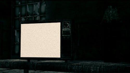 Warehouse Old TV