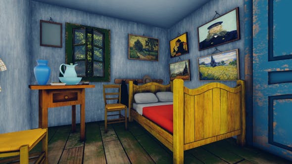 Thumbnail for Van Gogh's Room