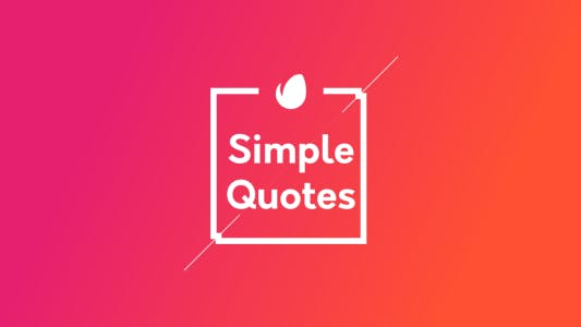 Thumbnail for Simple Quotes