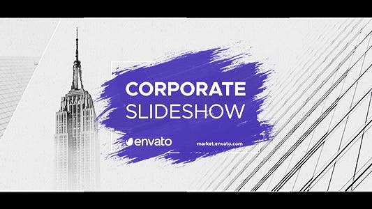 Thumbnail for Corporate Slideshow  | After Effects Template