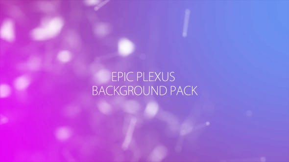 Thumbnail for 10 Epic Plexus Background Pack
