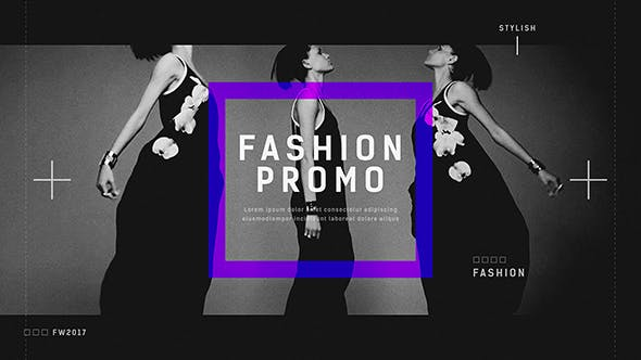 Thumbnail for Fashion Event Promo / Dynamic Opener / Clothes Collection / Beauty Models / Backstage
