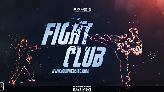 Thumbnail for Fight Club Broadcast Pack