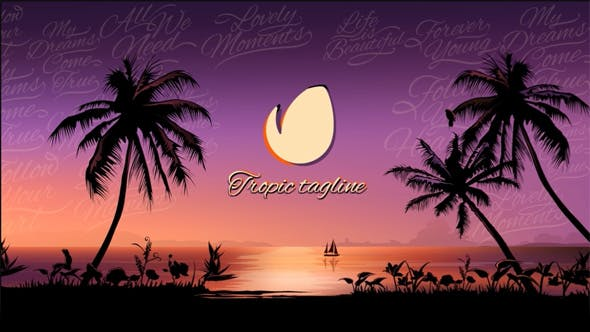 Thumbnail for Tropical Sunset Opener