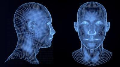 Face Recognition Search Menu