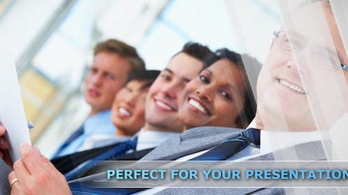 Rectangle (Business Presentation)