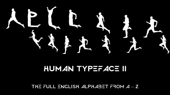 Cover Image for Human Typeface II