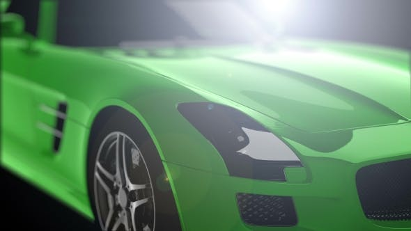 Thumbnail for Luxury Sport Car