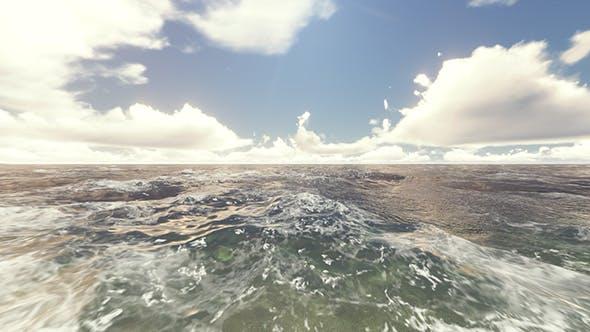Thumbnail for Ocean Waves 4K