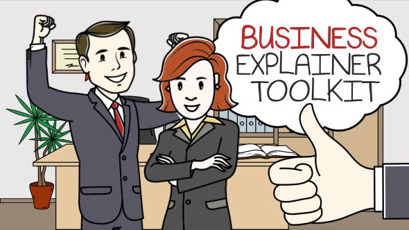 Thumbnail for Business Explainer Video