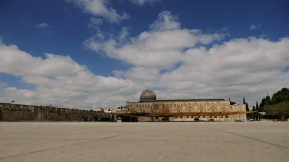 Al-Aqsa Mosque in Jerusalem