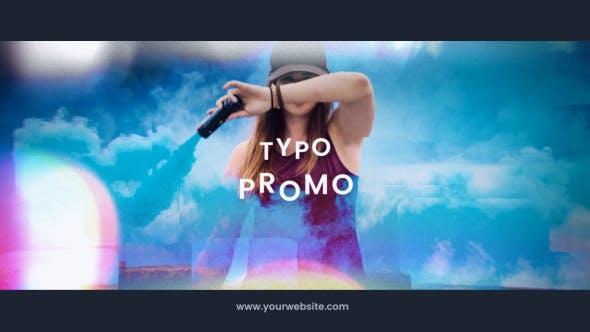 Thumbnail for Modern Typography Promo