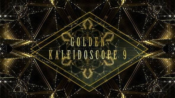 Thumbnail for Golden Kaleidoscope 9