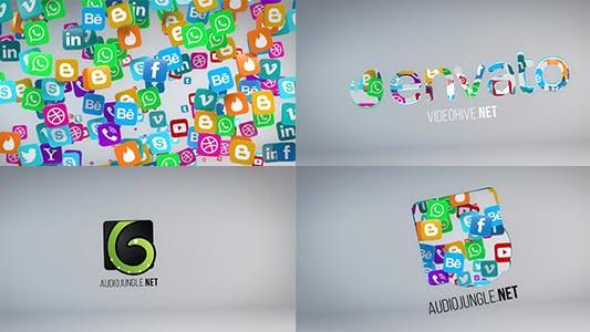 Thumbnail for Revelar el Logo de las redes sociales