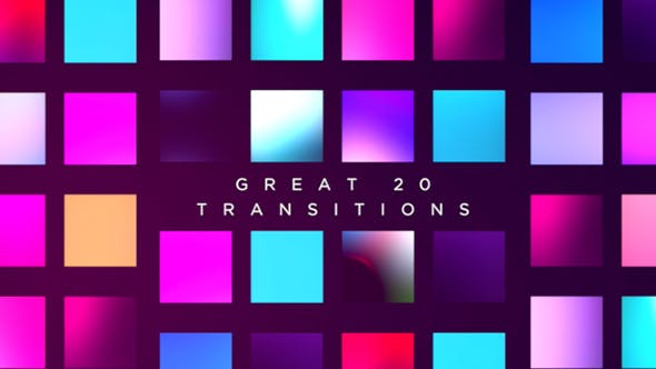 20 Great Transitions