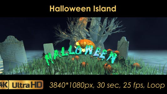 Halloween-Insel