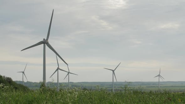 Thumbnail for Clean and Renewable Energy, Wind Power, Turbine, Windmill, Energy Production