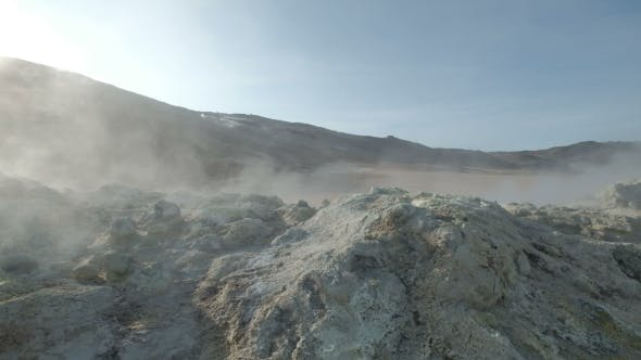 Thumbnail for The Sulfur Hot Geysers