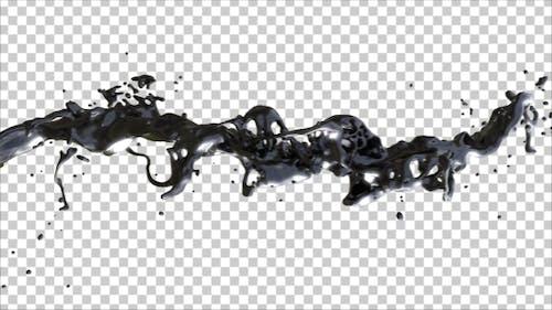 Black Goo Flow Loop
