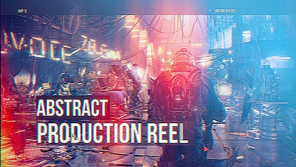 Thumbnail for Abstract Production Reel