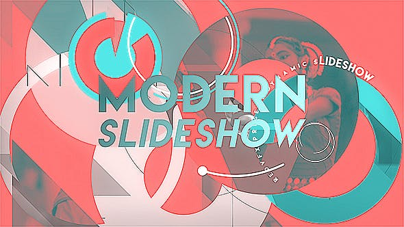 Modern Slideshow - product preview 0