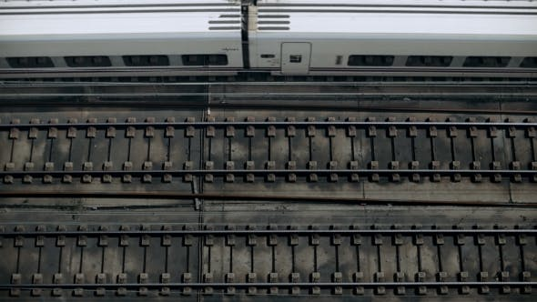 Thumbnail for Top View  on Trains