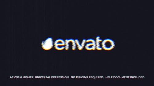 Scratch Glitch Logo