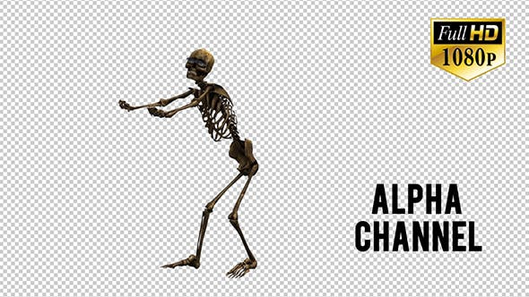Skeleton Dance 4