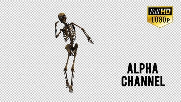 Skeleton Dance 5