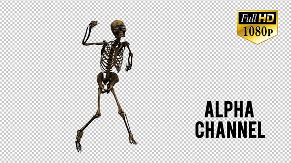 Thumbnail for Skeleton Dance 6