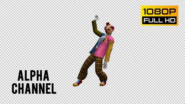 Thumbnail for Clown Dance 5