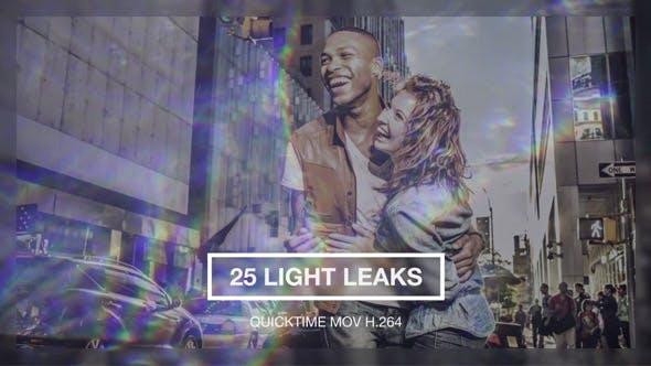 Thumbnail for 25 Light Leaks Pack