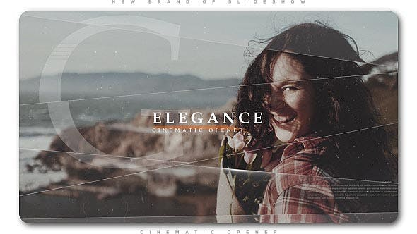 Thumbnail for Elegance Cinematic Opener | Slideshow