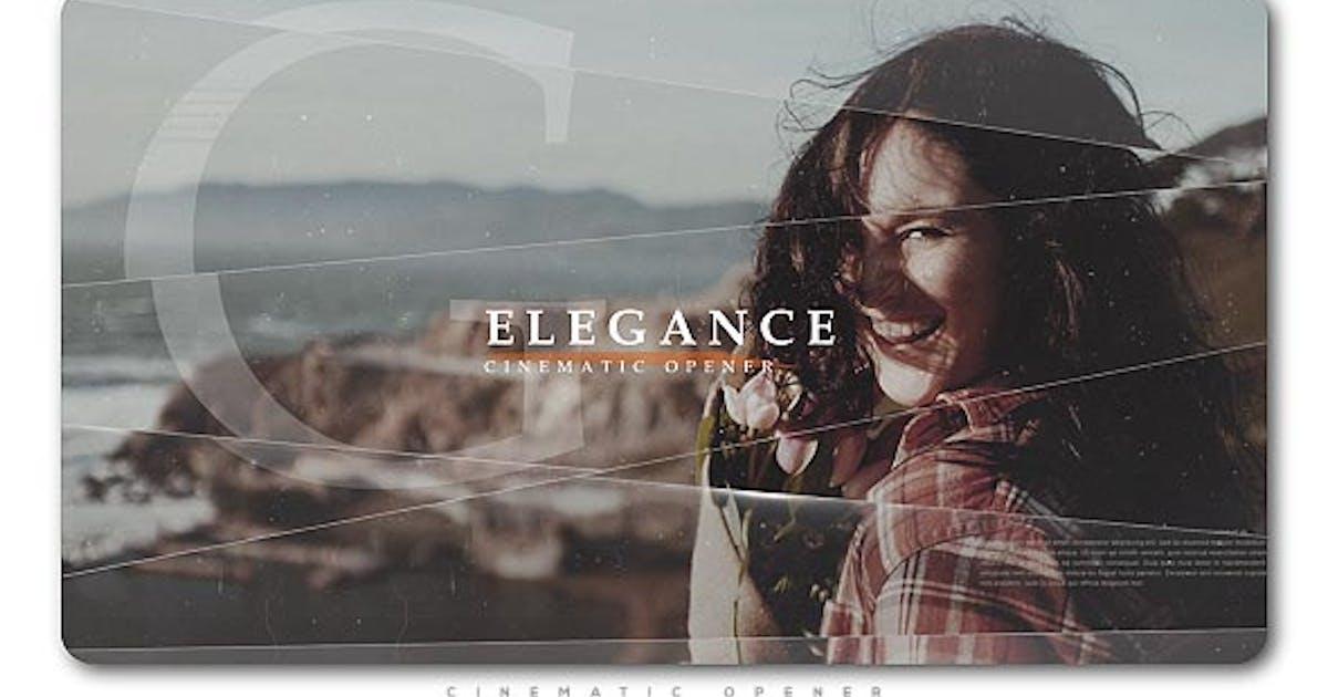 Download Elegance Cinematic Opener | Slideshow by TranSMaxX