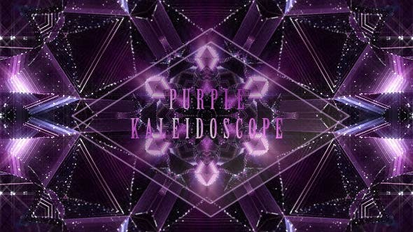Thumbnail for Purple Kaleidoscope