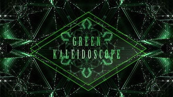 Thumbnail for Green Kaleidoscope